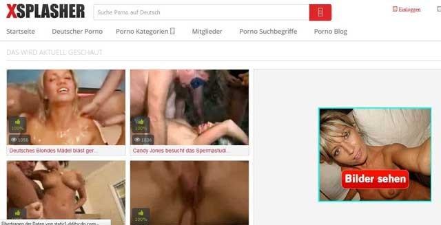 Deutsch Pornoseiten